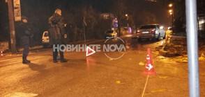 Кола блъсна и уби пешеходец в Горна Оряховица (ВИДЕО+СНИМКИ)