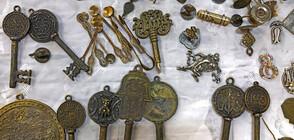 Разбиха международна престъпна група за трафик на артефакти