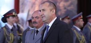 Радев: Ще реша в обозрим срок за подписването на указа за Гешев (ВИДЕО+СНИМКИ)