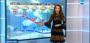 Прогноза за времето (19.11.2019 - централна)