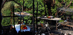 Гърция закрива трите най-големи мигрантски лагера на островите (ВИДЕО+СНИМКИ)