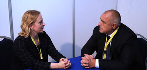 Борисов към Естер де Ланге: Контрабандата в България е под 3,4% (ВИДЕО+СНИМКИ)