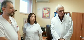 Екипът на Педиатрията с подписка в защита на директора си