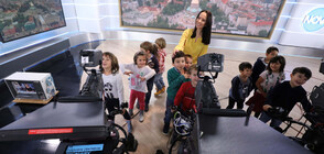 В Световния ден на телевизията: специални гости в нюзрума на NOVA