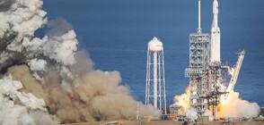 Инцидент на ракетата на Space X, която ще води хора до Марс (ВИДЕО+СНИМКИ)