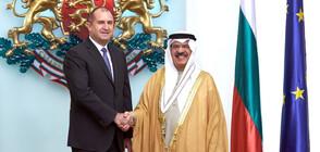 Радев: България цени високо партньорството си с ОAE (СНИМКИ)