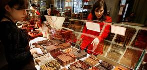 Кражба на 18 тона австрийски шоколад, предназначен за Белгия