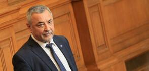 Протести срещу избора на Валери Симеонов за зам.-председател на НС