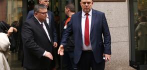 Главният прокурор и заместникът му се срещат с кмета на Перник