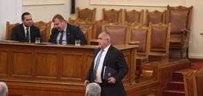 """Борисов: Щяхме да се пребием с """"Фалкон""""-а"""