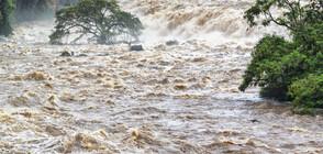Наводнения и свлачища заради поройните дъждове в Родопите