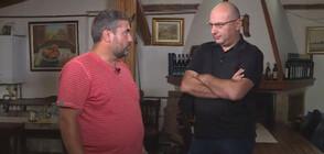 Шеф Манчев спасява историческо кафене в Казанлък