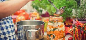 СРЕЩУ ВИРУСА С ТУРШИЯ: Силата на киселата храна (ВИДЕО)