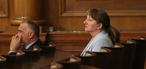 Остри реплики в парламента заради смяната на социалния министър (ВИДЕО)