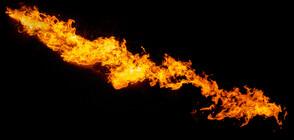 Пожар в Одеса, има загинал и ранени (ВИДЕО)