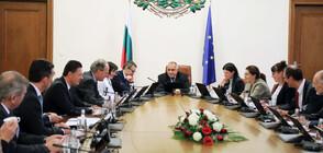 Борисов: Може да се похвалим, че имаме положително търговско салдо с Германия (ВИДЕО+СНИМКИ)