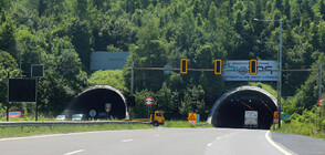 """АПИ: Шофьорите да внимават в тунел """"Топли дол"""" на """"Хемус"""", има авария"""