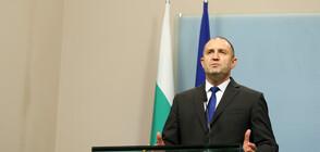 Радев: Имаме криза във водния сектор