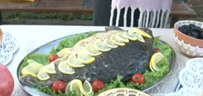 В Бургас посрещат празника на града