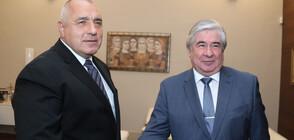 Борисов се срещна с руския посланик Анатолий Макаров (ВИДЕО)