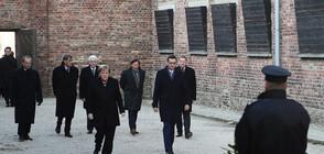 Меркел дари 60 млн. евро за музея на жертвите на Холокоста (ВИДЕО+СНИМКИ)