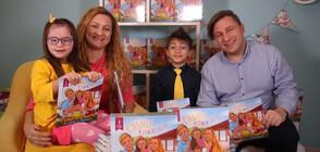 """""""Живот със Синдром на Даун"""" издават детска книга"""