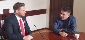 Кирилов разговаря с Полфрийман за проблемите на затворите