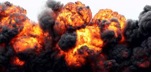 Трима ранени при експлозия в цех край Ямбол