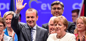 Меркел и Вебер с призиви за единна борба с климатичните промени