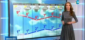 Прогноза за времето (08.12.2019 - централна)