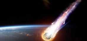 Руски космонавт засне ярка комета от МКС (СНИМКИ)