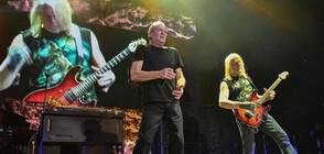 Фантастичното прощално шоу на рок легендите Deep Purple в София (ВИДЕО+СНИМКИ)