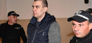 Викторио Александров се закани на родителите на убитата Дарина в съда (СНИМКИ)