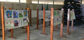 Деца продават рисунките си в помощ на болни от муковисцидоза