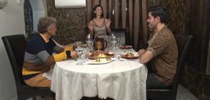 """Традиционна българска вечеря с Миглена Каканашева-Мегз в """"Черешката"""