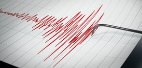 Ново земетресение на остров Крит