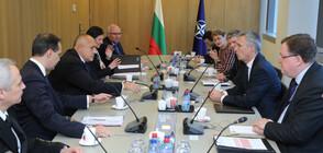 Борисов: Изпълняваме ангажимента за повишаване на инвестициите в отбраната (ВИДЕО)