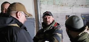 Украйна задържа заподозрени за убийството на журналиста Павел Шеремет