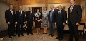 Бившите председатели на парламента на гости в НС