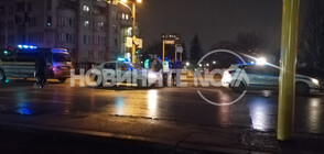 Кола на НСО блъсна дете в София (ВИДЕО+СНИМКИ)