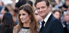 Актьорът Колин Фърт се раздели със съпругата си след 22-годишен брак (СНИМКИ)