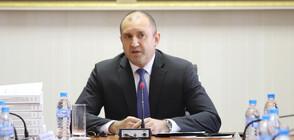 Президентът освободи Сотир Цацаров от длъжността главен прокурор