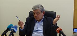 Румен Томов остава кмет на Благоевград