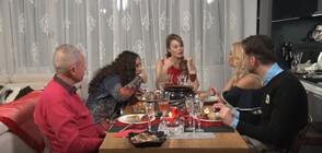 """Отлична празнична вечеря с Мира Добрева в """"Черешката на тортата"""""""