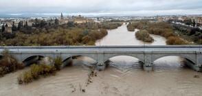 Нови жертви на лошото време в Европа (ВИДЕО+СНИМКИ)