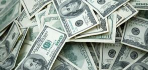"""Американец хвърли банкноти, викайки """"Весела Коледа"""", след като ограби банка (ВИДЕО)"""