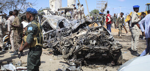 Бомба уби близо 90 души в Могадишу (ВИДЕО+СНИМКИ)
