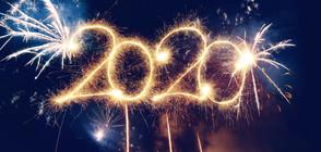 Кои страни посрещнаха 2020 г.?(ВИДЕО+СНИМКИ)