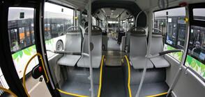 ЗА ПО-ЧИСТ ВЪЗДУХ: Нови електробуси тръгват в София