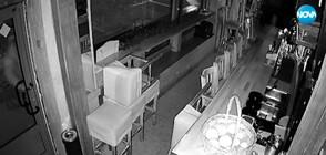 """""""ДРЪЖТЕ КРАДЕЦА"""": Обир с взлом в заведение в столицата (ВИДЕО)"""